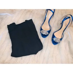 Essential Black Skirt One Size